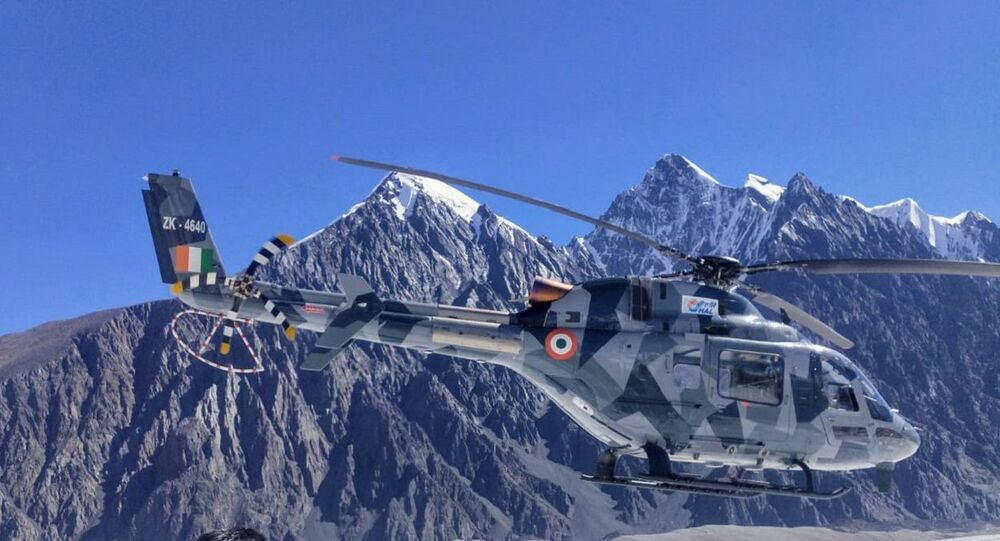India's indigenously-developed Light Utility Helicopters successfully complete hot and high altitude trials in Himalayas and are ready for initial operational clearance