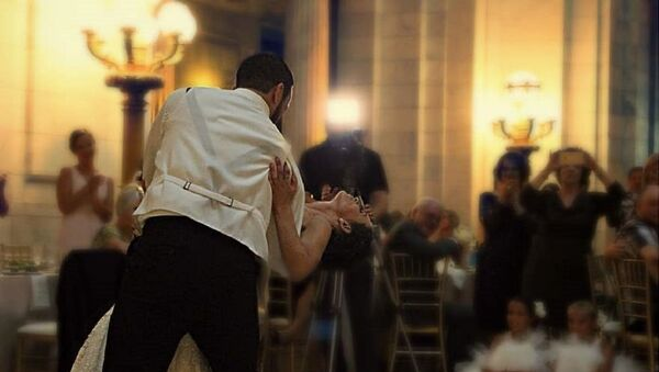 Wedding dance - Sputnik International