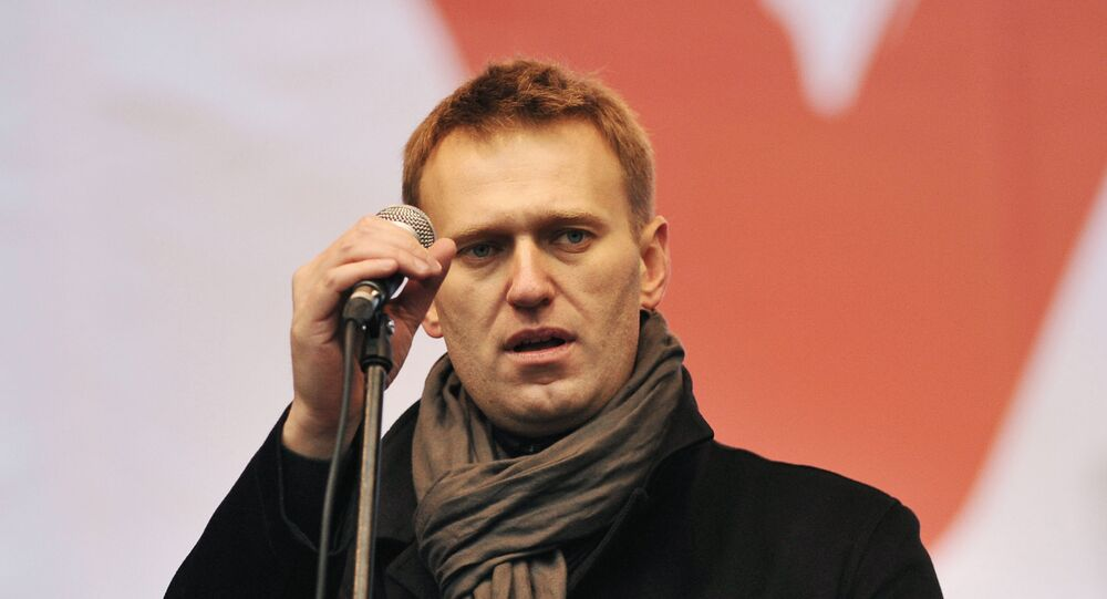 Russian police seek to question Alexei Navalny
