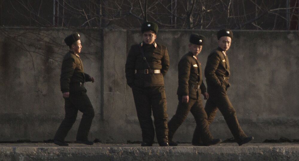 'N. Korean who jumped border fence into South was gymnast'