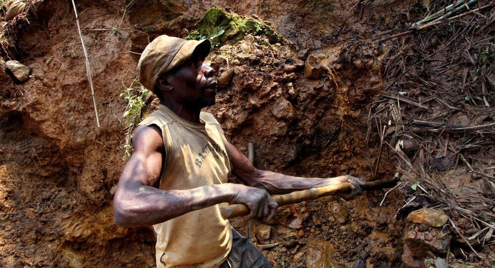 50 feared dead in Congo gold mine collapse