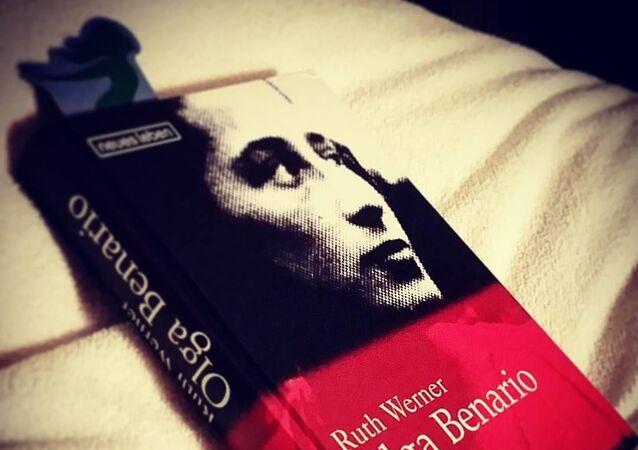 A book about Soviety spy Ursula Kuczynski, also known as Ruth Werner