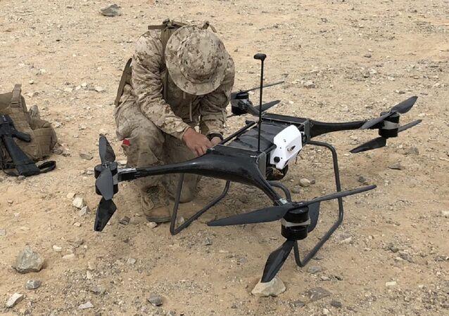 Malloy Aeronautics drone