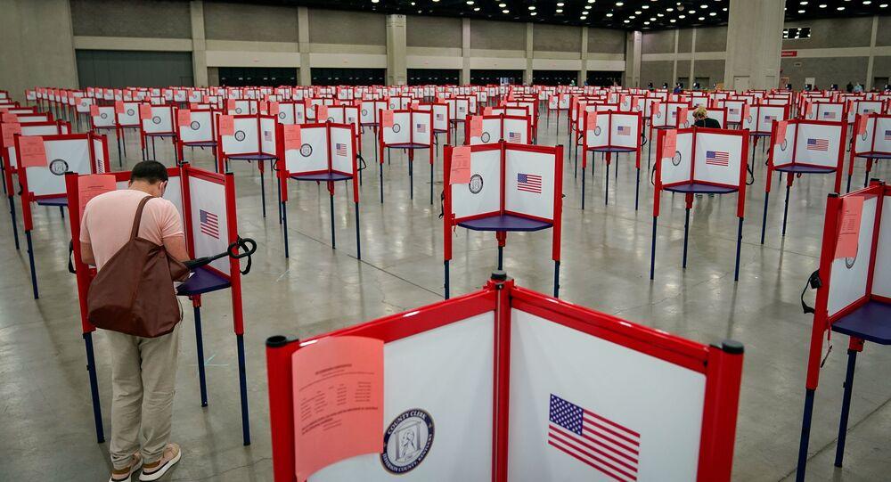 US Primary Election