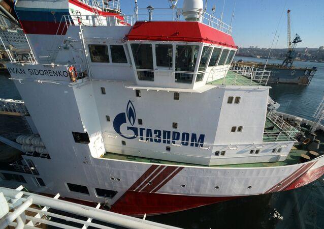Ivan Sidorenko ship