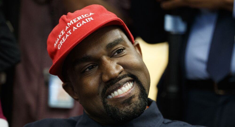Kanye West Allegedly Asked 2020 Campaign Staff to Stop Having Sex Before Marriage
