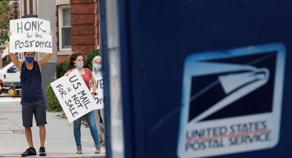 USA judge blocks 'politically motivated' Postal Service reforms