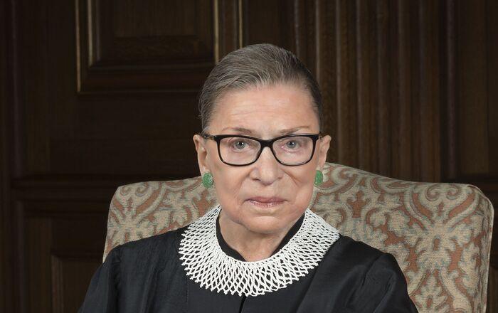 Ruth Bader Ginsburg (2016)