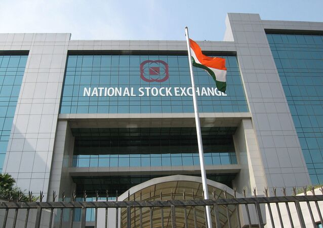 National Stock Exchange, Mumbai, India