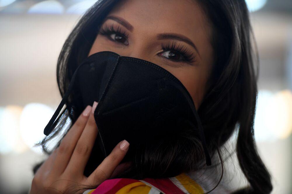 Fairest of Them All: Gorgeous Contestants Prepare for Miss Venezuela Beauty Pageant in Caracas