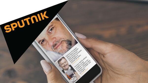 The Backstory - Sputnik International