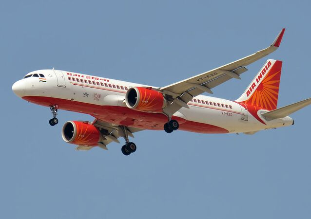 Air India, VT-EXG, Airbus A320-251N