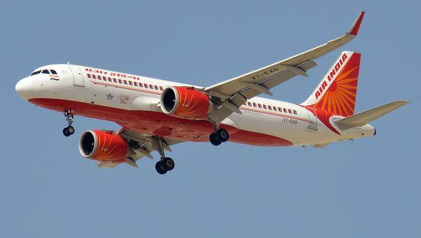 Air India, VT-EXG, Airbus A320-251N - Sputnik International
