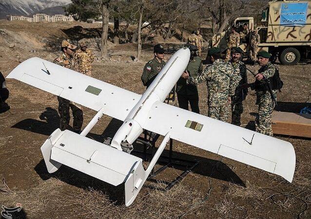Iranian Qods Mohajer-2 drone
