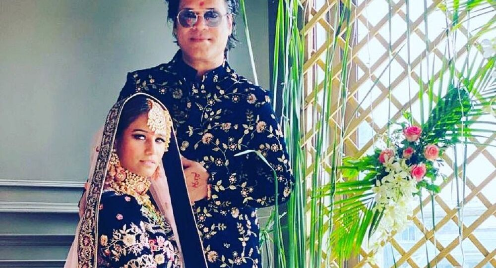 Poonam Pandey breaks her silence after accusing husband Sam Bombay of 'molestation'