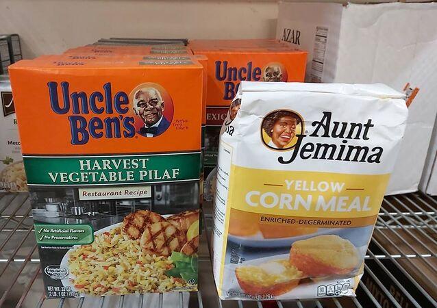 Uncle Ben's foob brand