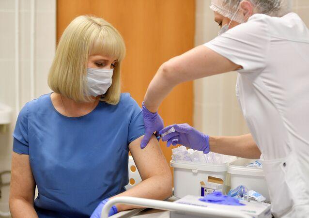 Russia Coronavirus Vaccine