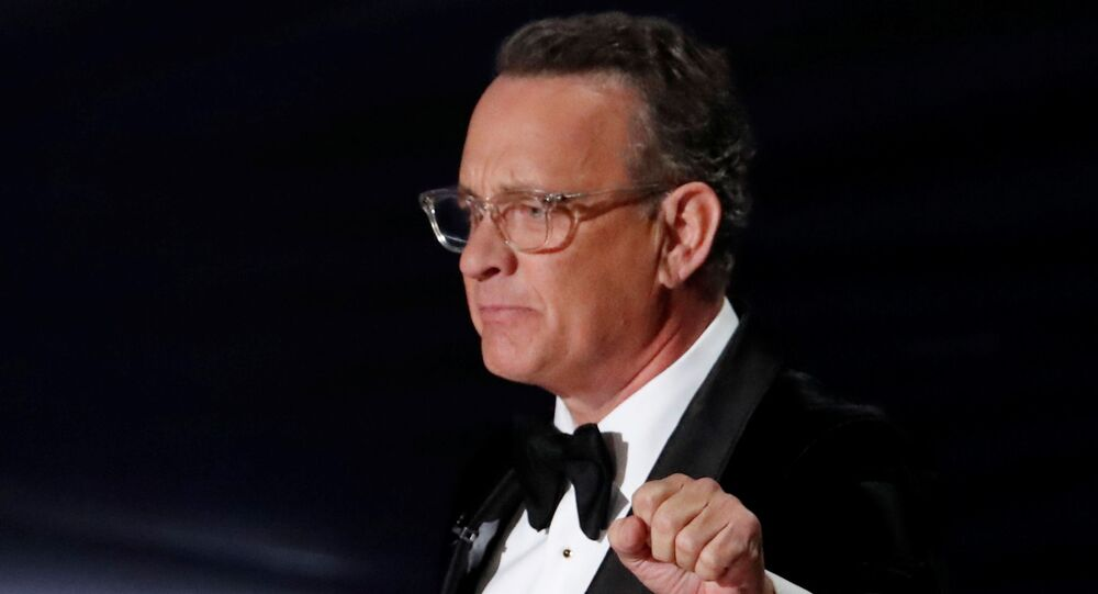 Tom Hanks helped pay to film 'Forest Gump' scenes