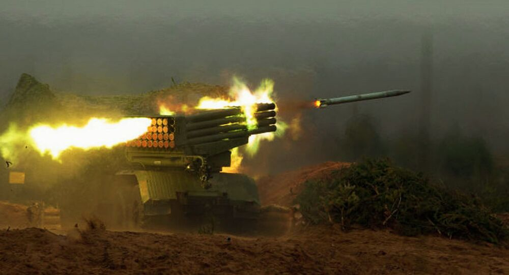 Bangladesh rocket launcher