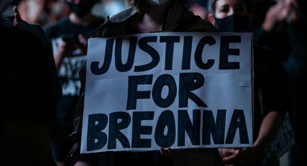 Brett Hankison Pleads Not Guilty In Breonna Taylor Case