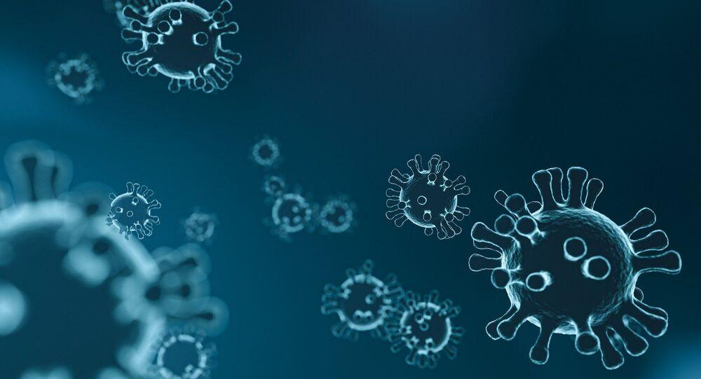 Virus particles