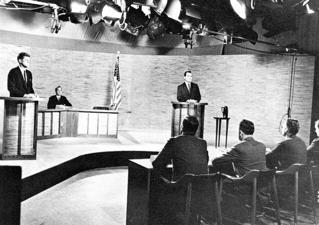 Kennedy Nixon Debat (1960)