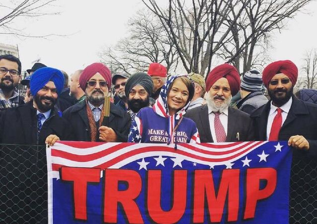 Sikhs & Indians for Trump