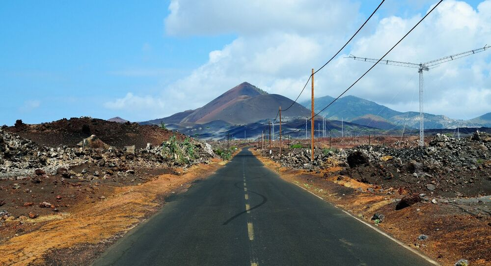 Ascension Island, which is being considered for an asylum seeker centre far from Britain