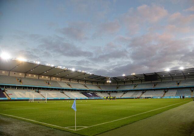 Soccer Football - UEFA Europa League - Qualification - Malmo v Granada - Eleda Stadion, Malmo, Sweden - September 30, 2020. Granada team is seen during a training session.