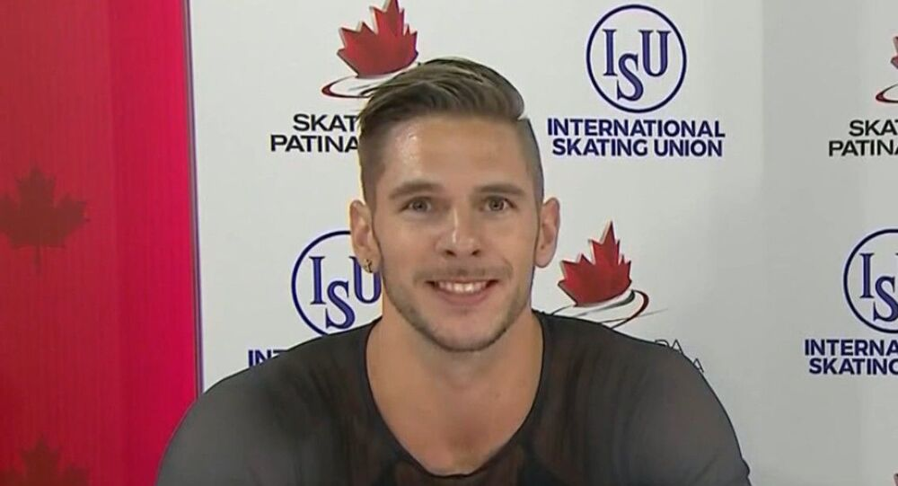 Morgan Cipres Goodbye!! Au revoir! Free Skate 2018 Skate Canada