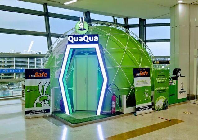 World's First Airport Virtual Travel Platform Set up in Delhi