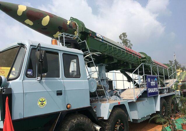 Shaurya missile