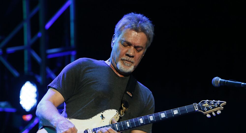 Eddie Van Halen dead at 65; rocker loses cancer battle