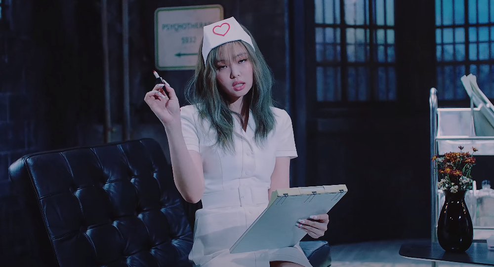 BLACKPINK Jennie 'Lovesick Girls' MV
