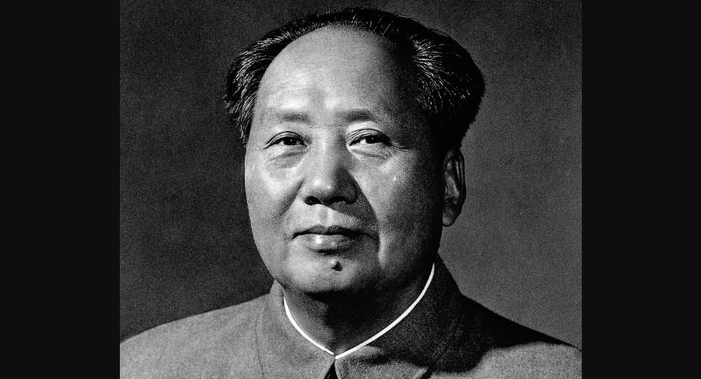 Stolen Mao Zedong calligraphy scroll worth $300M found cut in half