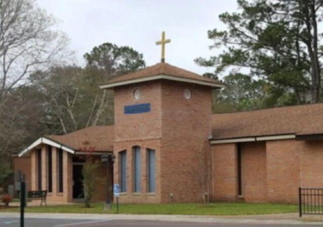 SS Peter & Paul Roman Catholic Church Pearl River, Louisiana