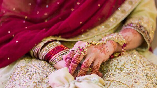 Indian bride - Sputnik International