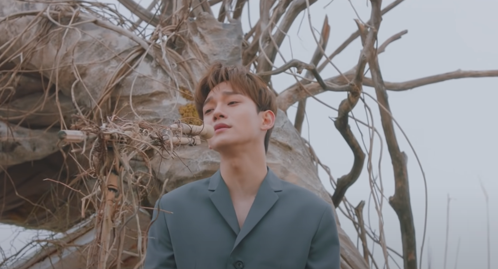 EXO Chen 'Beautiful goodbye' MV