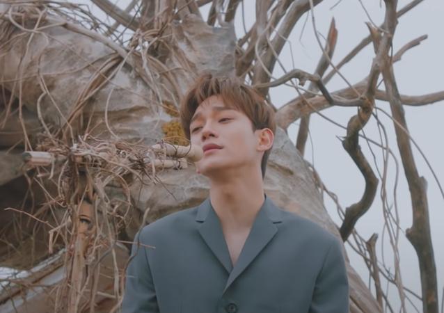 EXO Chen 'Beautiful goodbye' MV
