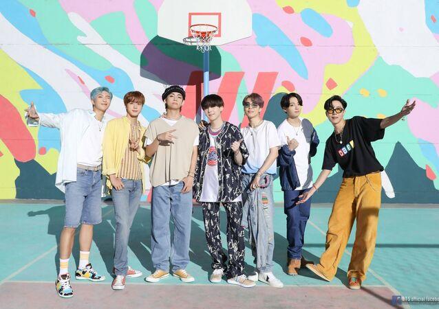 BTS Dynamite k-pop