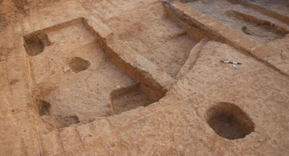 6,500-Year-Old Copper Workshop Uncovered in the Negev Desert's Beer Sheva