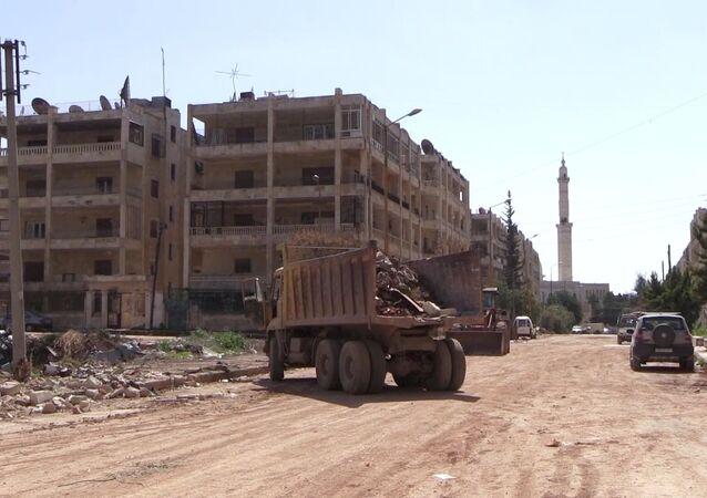 Al-Hamdaniya, Aleppo, Syria