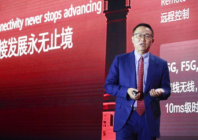 Huawei David Wang
