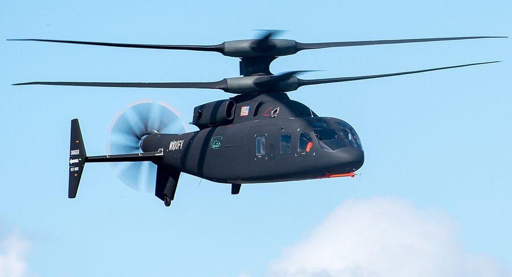 Sikorsky–Boeing SB-1 Defiant