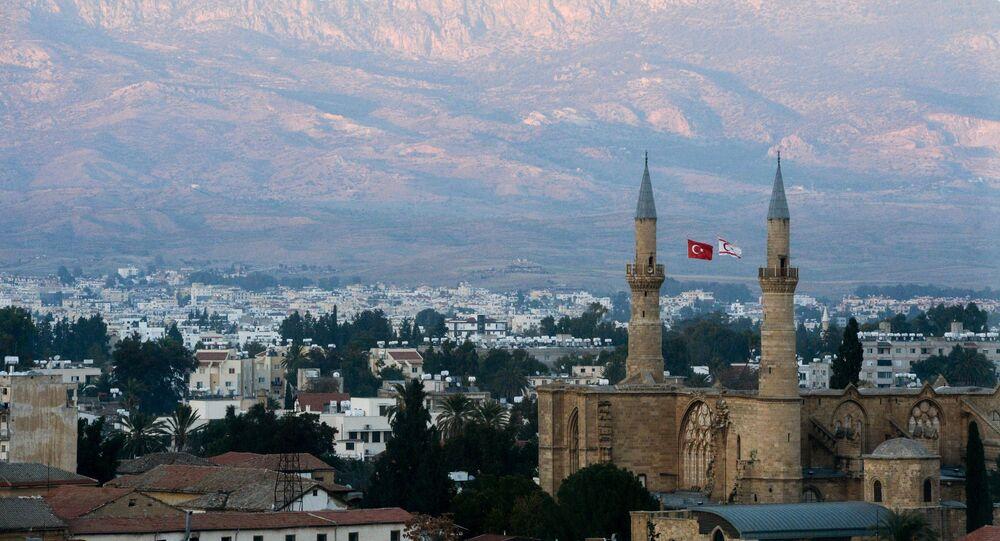 Erdogan Congratulates Pro-Turkey Winner in Northern Cyprus Presidential Election