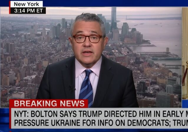 CNN's chief legal analyst Jeffrey Toobin says President Trump is guilty, but he won't be removed from office and says there are GOP senators who agree to his guilt.