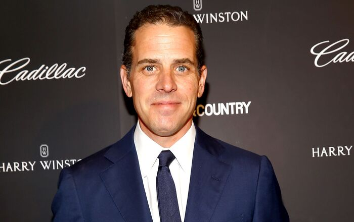 NEW YORK, NY - MAY 28: Hunter Biden attends the T&C Philanthropy Summit with screening of Generosity Of Eye at Lincoln Center with Town & Country on May 28, 2014 in New York City