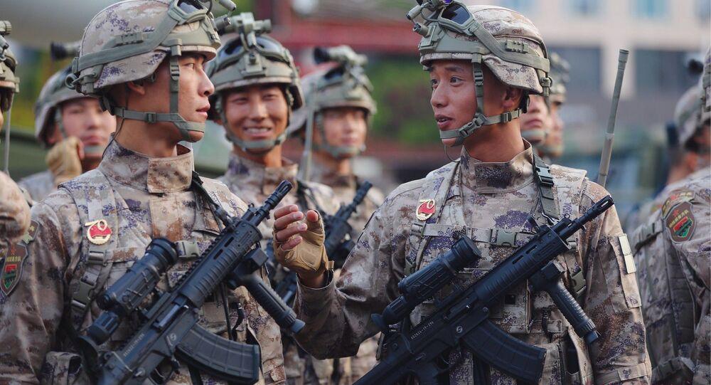 People's Liberation Army (PLA) has received new long-range assault rifles QBU-191