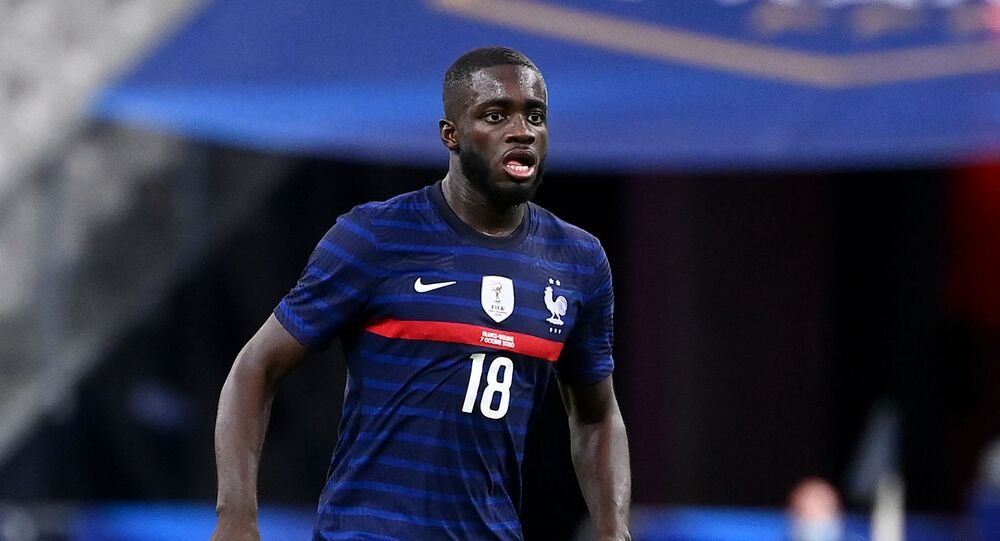 France defender Dayot Upamecano