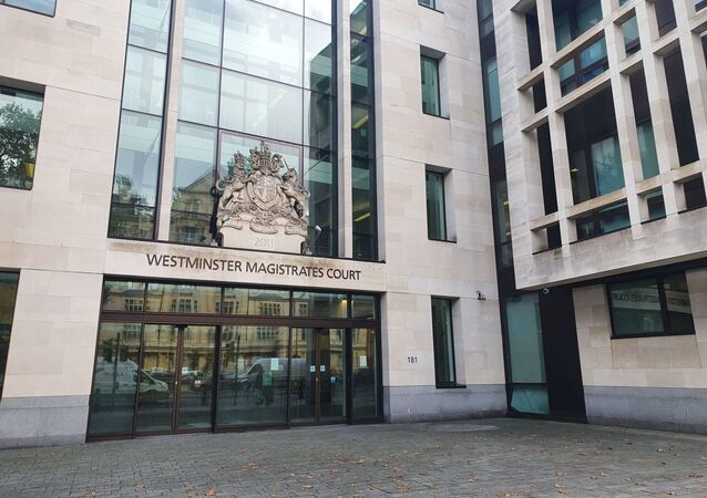 Westminster Magistrates Court in central London
